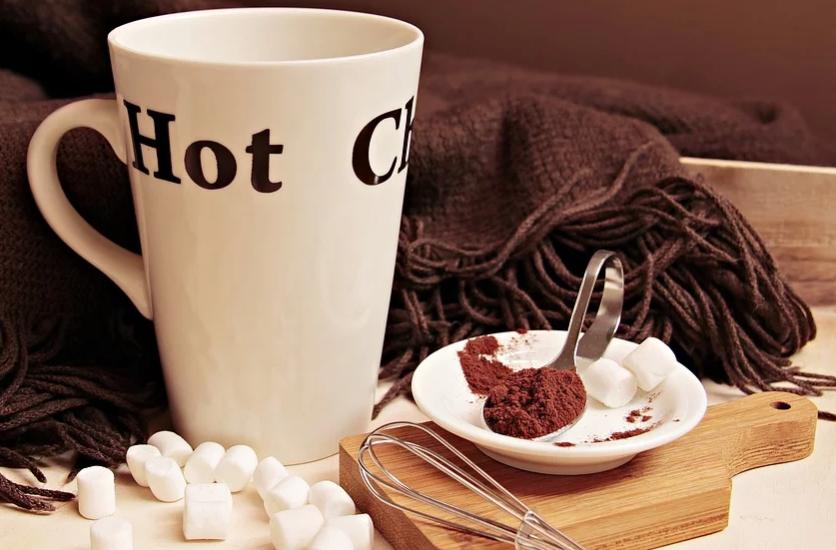 Cioccolata calda: meglio al latte o fondente?