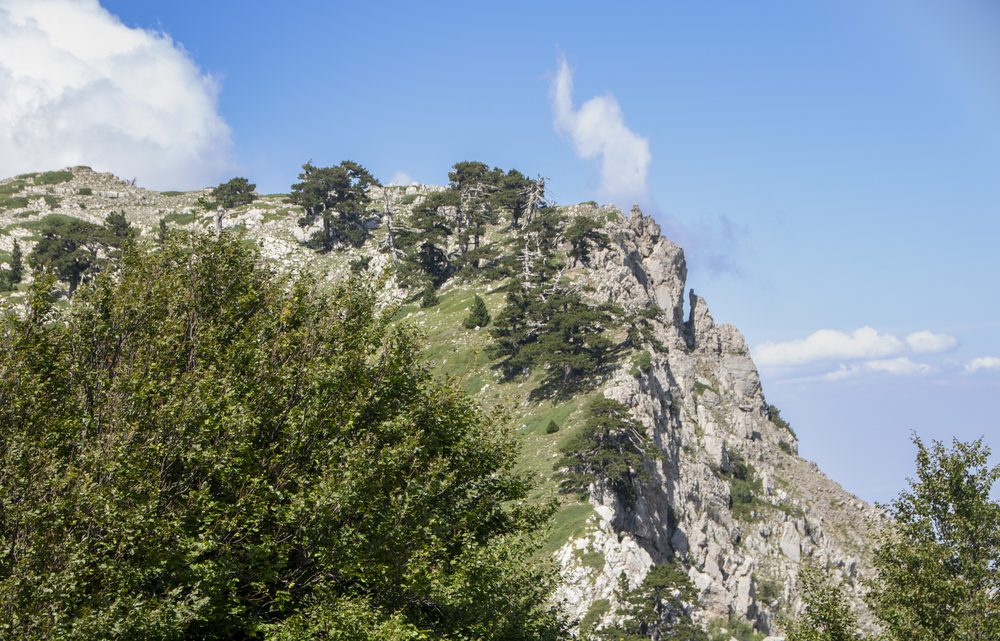 Guida turistica al Monte Pollino
