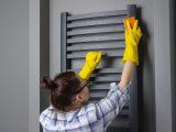 pulire i termosifoni